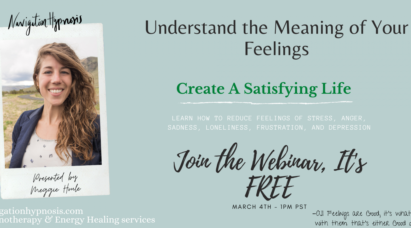 Understand the Meaning of Your Feelings